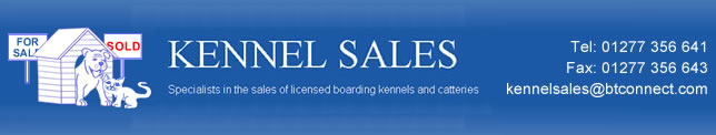 Kennel Sales